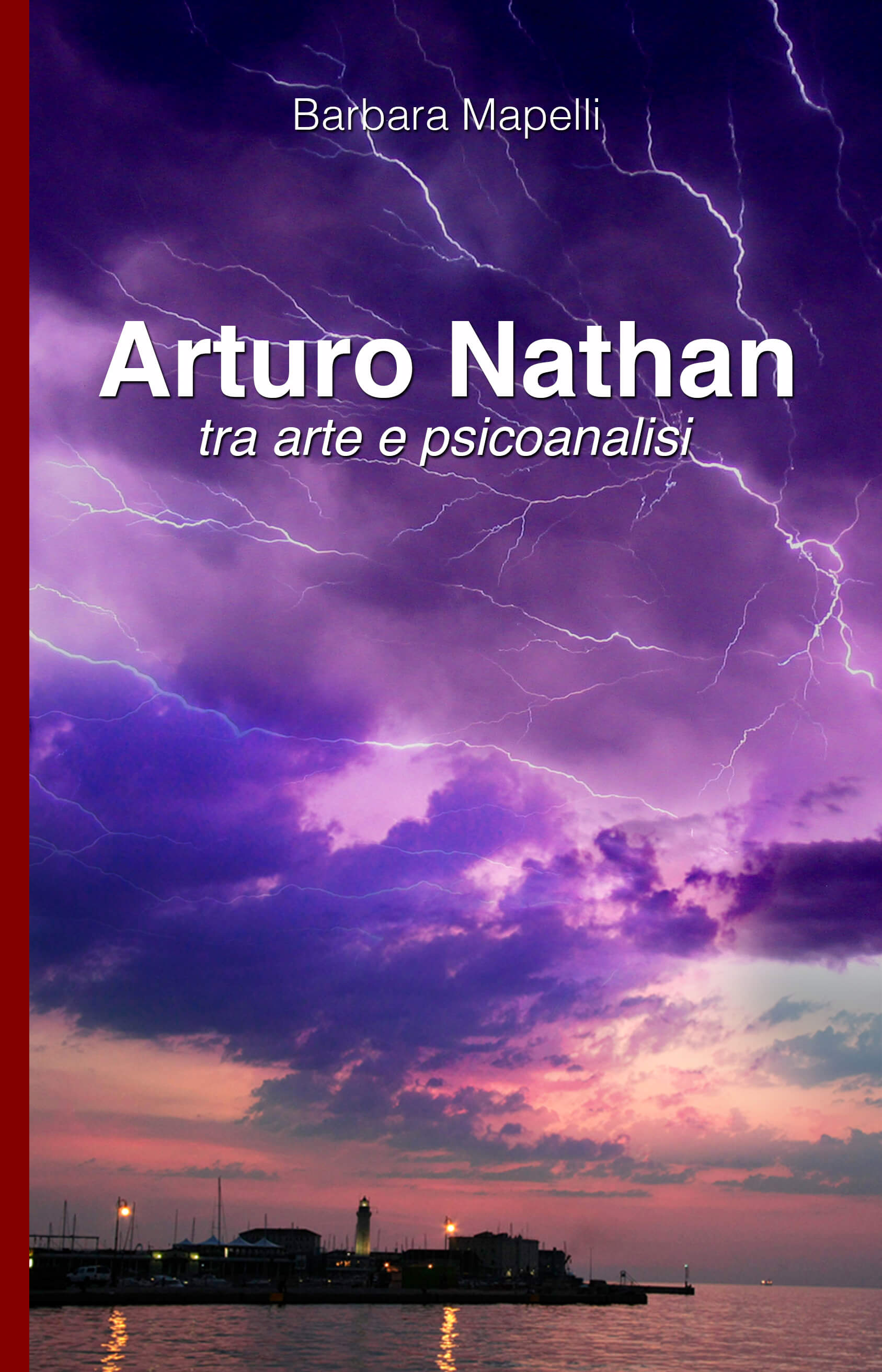 solo Copertina Libro Arturo Nathan