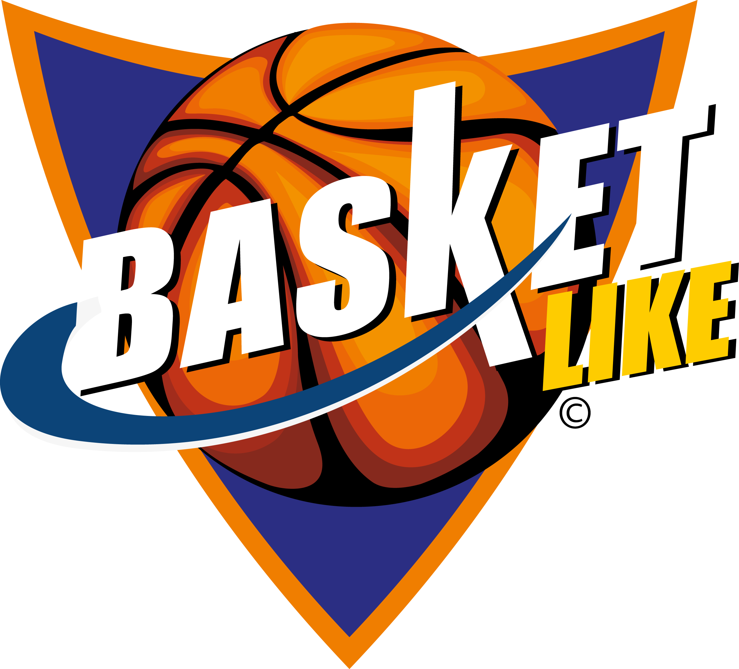 Logo BasketLIKE
